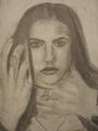 elena drawing