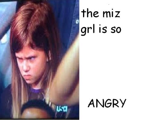 evil miz girl