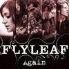 Flyleaf photo possibly with anime titled flyeaf