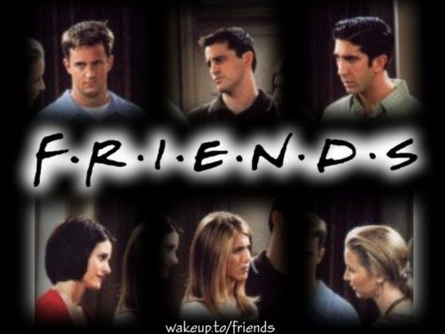 Friends wallpaper with a portrait called Friends forever