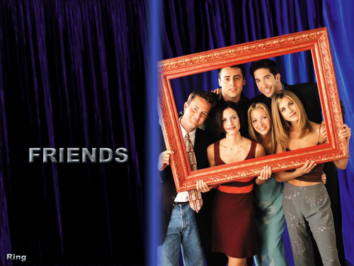 Friends wallpaper entitled Friends forever