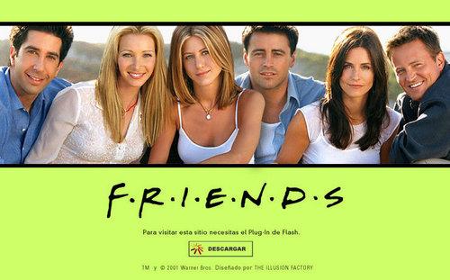 Друзья forever