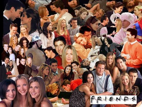 Friends wallpaper possibly with a brasserie and a reading room called friends forever
