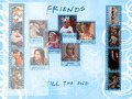 friends forever - friends wallpaper