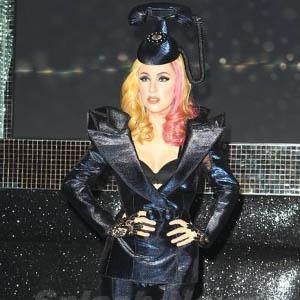 gaga in wax