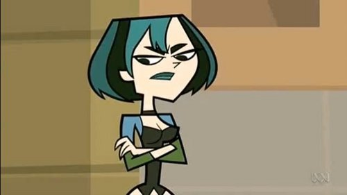 gwen tdi   - total-drama-island Photo