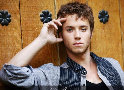 Jeremy Sumpter wallpaper probably with a bouquet, a huckleberry, and a tisane entitled jeremy troix