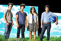 jobros and demi - demi-lovato-and-jonas-brothers photo