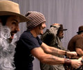 johnny depp-The Making of Rango