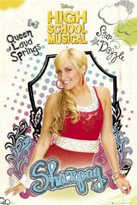lovely sharpay - high-school-musical-2 Fan Art