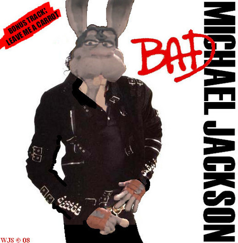 mj bad/speed demon rabit