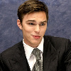 Nicholas Hoult photo containing a business suit and a suit entitled nhoult