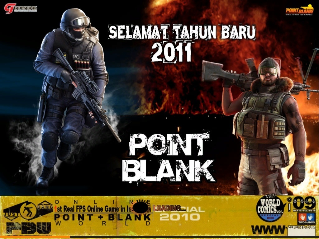 Point Blank Online Pb New Year In Indonesia