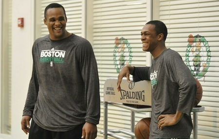 Rajon Rondo wallpaper possibly containing a sign and a leisure wear entitled practice