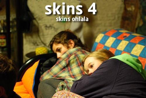 Skins(スキンズ)