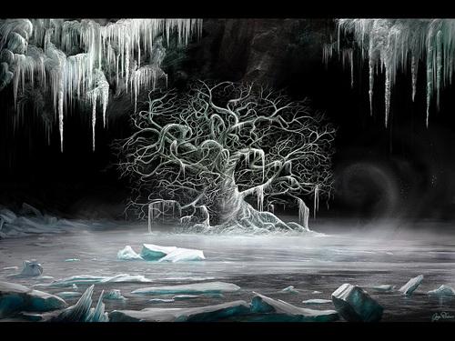 the дерево