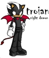 troian the night demon - boy-sonic-fan-characters photo