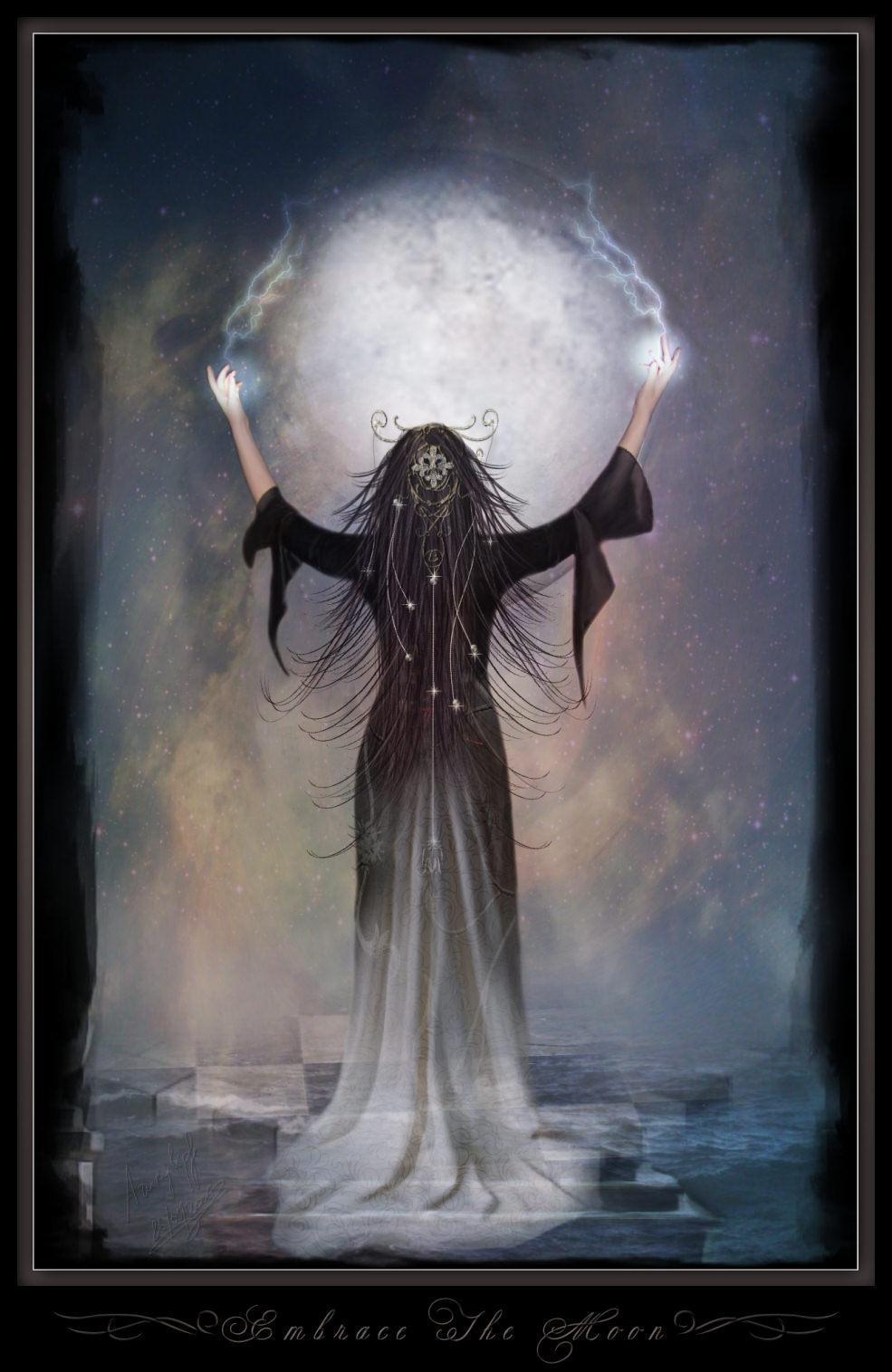 Moon Magic - Paganism Photo (17950593) - Fanpop