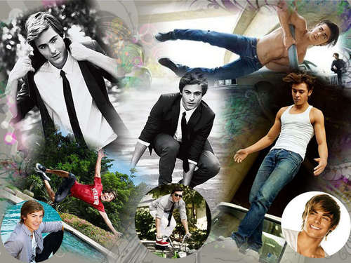 Zac Efron wallpaper entitled zac