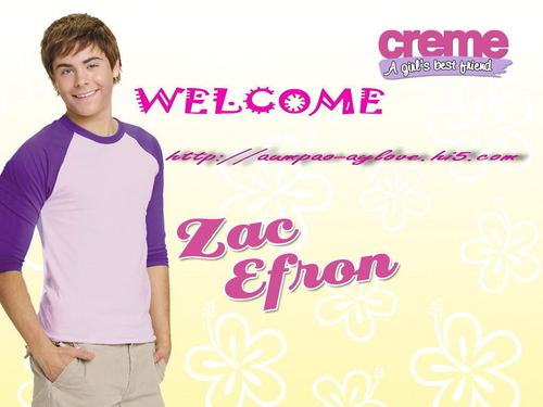 zac - zac-efron Wallpaper