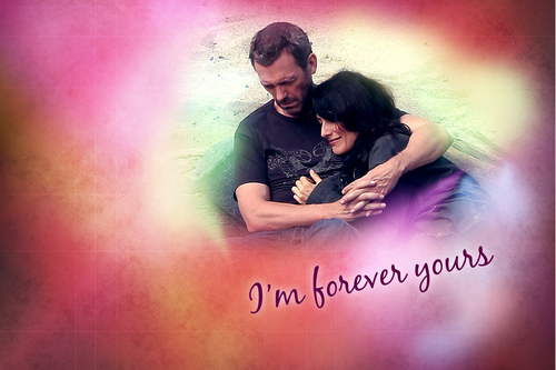 "Huddy wallpaper called ""I'm forever yours"""