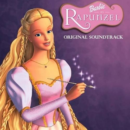 (NEWLY DISCOVERED) 바비 인형 as Rapunzel - Official/Original Soundtrack