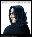 *S**S - severus-snape fan art