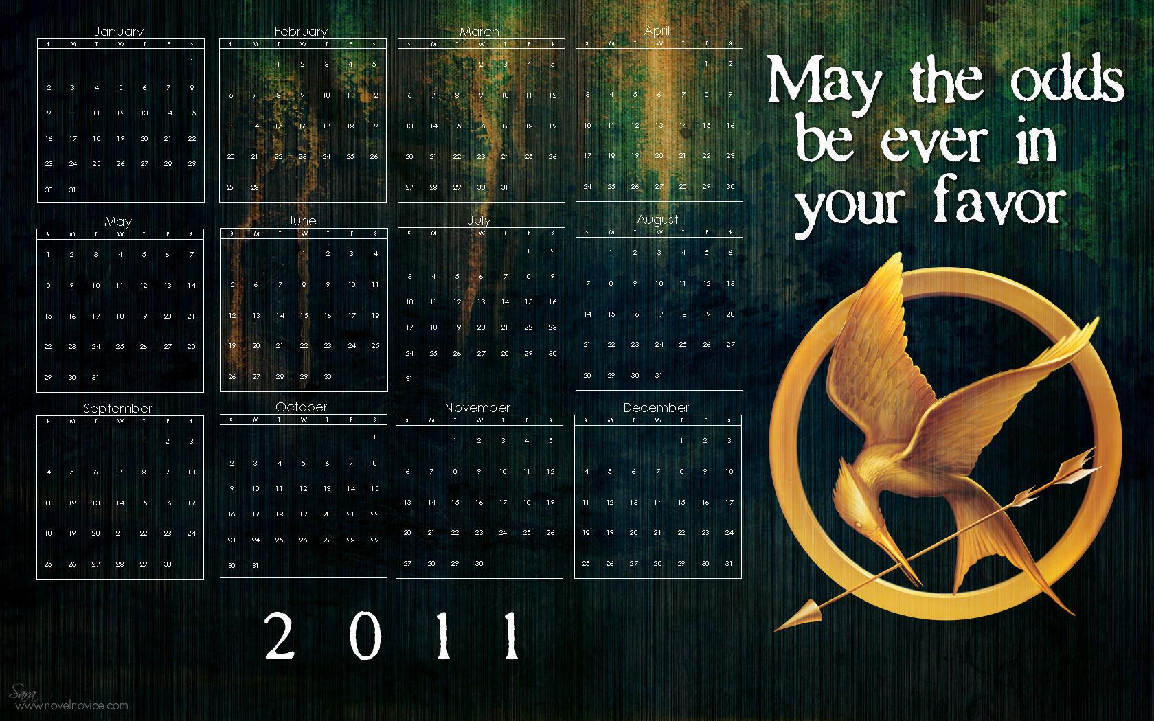 The Zoozoo 2011 Calendar