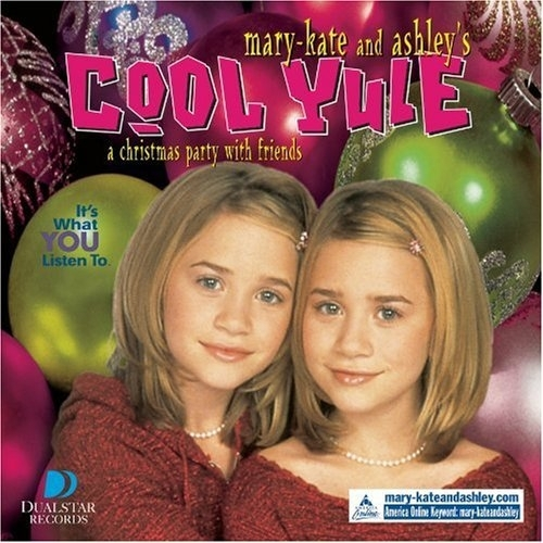 Mary-Kate & Ashley Olsen wallpaper called 1999 - Cool Yule