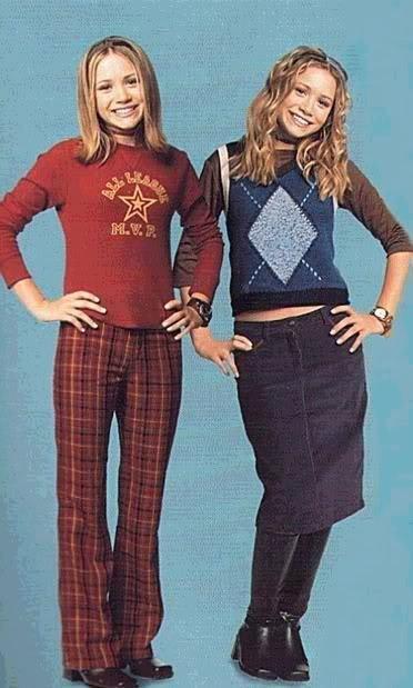 marykate amp ashley olsen images 2000 fashion line