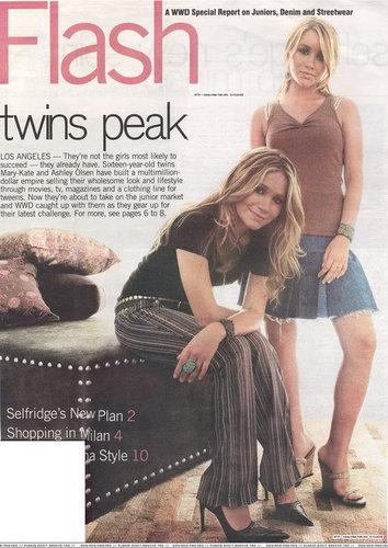 2004 - WWD Magazine
