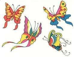 Butterflies wallpaper titled 4 Beauty-Flies