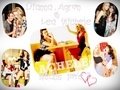 Achele - lea-michele-and-dianna-agron wallpaper