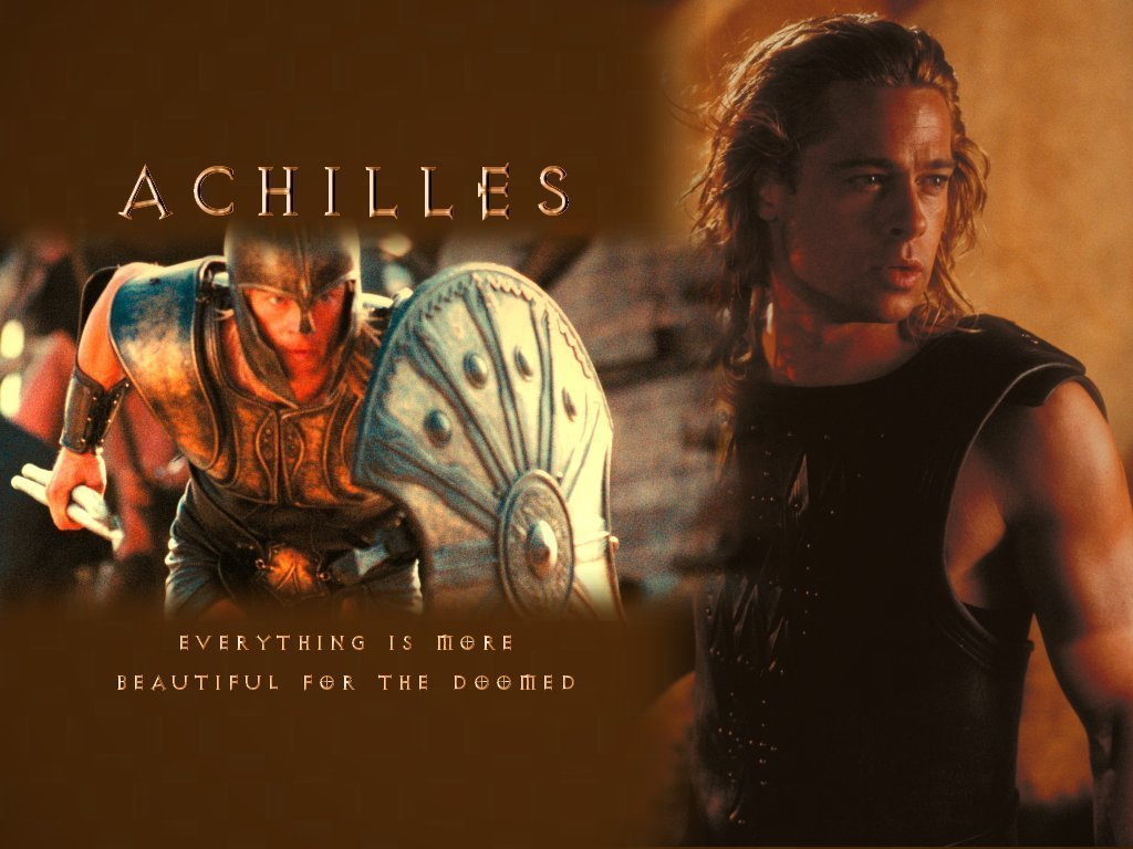 "song of achilles vs half of We were like gods ""he´s half of my soul, as the poet says""- the song of achilles madeline miller."