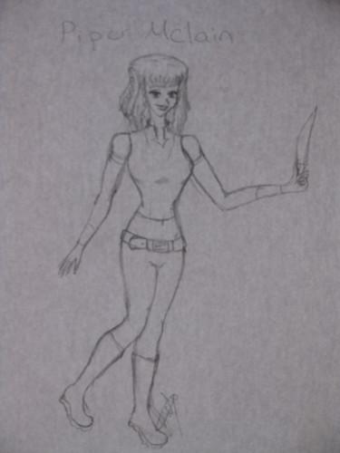 Annabeth Chase-Piper Mclain
