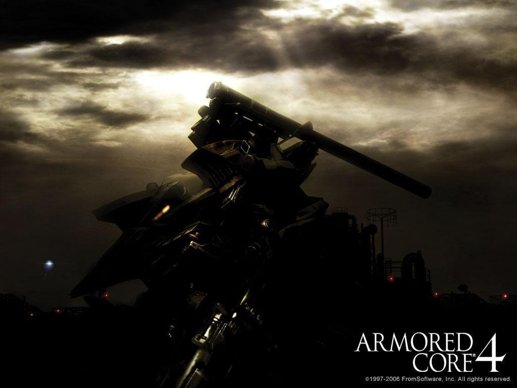 Armored Core Game Series Images 4 HD Wallpaper And Background Photos