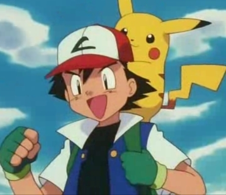 Ash Ketchum - pokemon Photo