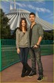Ashley Greene & Joe Jonas: Magic Kingdom Couple! - twilight-series photo