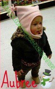 Baby Aubree (Chelsea's Daughter)