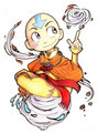 Avatar Aang - avatar-the-last-airbender photo