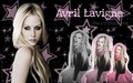 Avril Lavigne Wallpaper <3