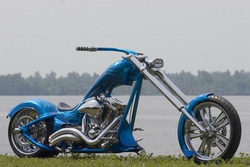 Awesome Choppers - motorcycles Photo