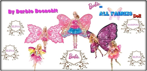 Barbie Fairies Doll