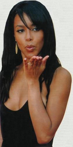 Beautiful Aaliyah