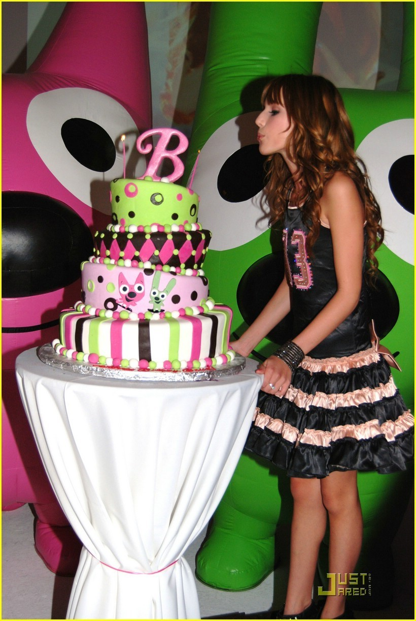 Bella thorne shake it up photo 18068887 fanpop for 13th birthday party decoration ideas