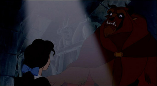 Belle meeting the beast