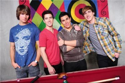 Big Time Rush Photo Sessions