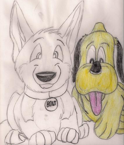 Bolt & Pluto WIP