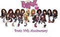 Bratz 10 Anniversary - bratz photo