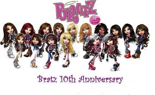 Bratz 10 Anniversary